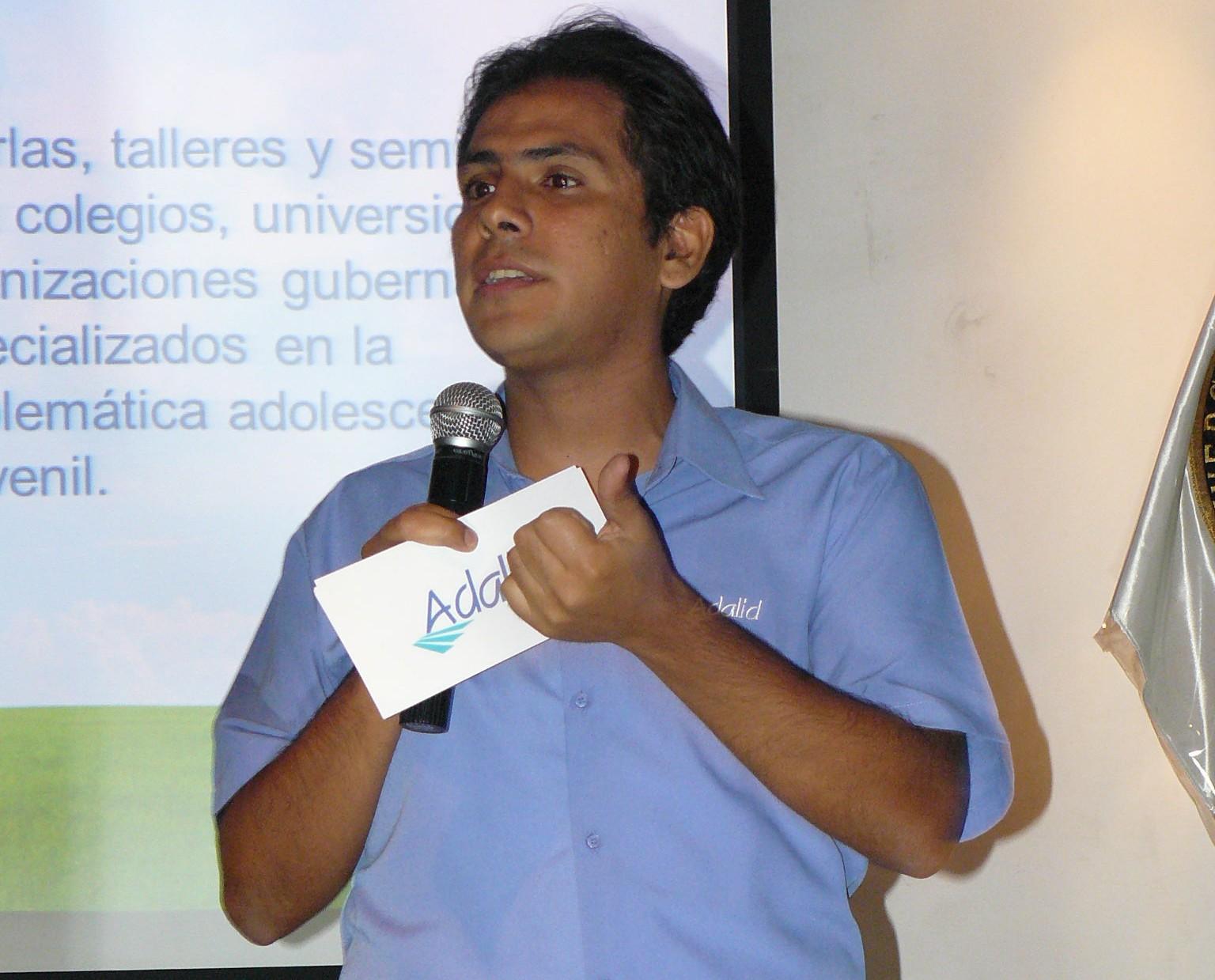 Nemesio Paredes - Adalid